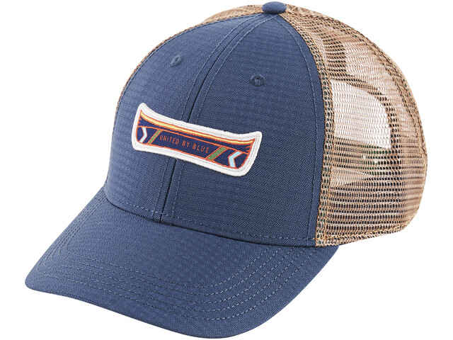 United By Blue Canoe Trucker Hat Men slate